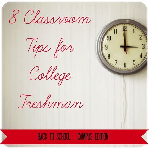 8 Tips For College Students by 8 Classroom Tips For College Freshman Tales Of A Bookworm
