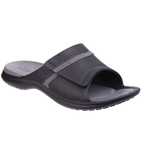Sandal Sport Casuall crocs modi sport slide mens casual sandals from charles clinkard uk