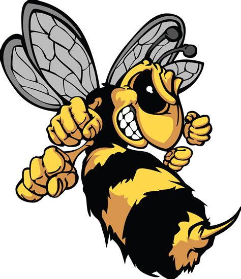 bees clipart killer bee pencil and in color bees clipart