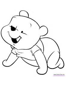 pooh coloring pages baby pooh coloring pages disney coloring book
