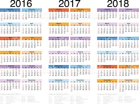 Time And Date Calendar 2017 Calendario 2016 2017 2018 Para Imprimir Pdf Gratis En
