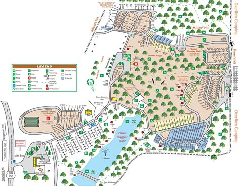 cing usa map blossom center parking map 28 images klipsch