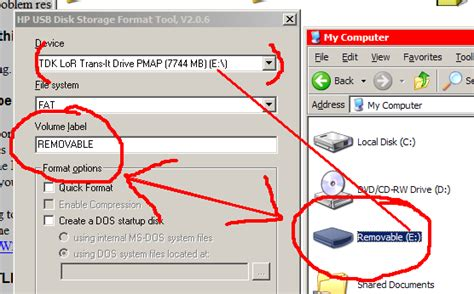 format hard drive volume label this is really important it will delete everything on
