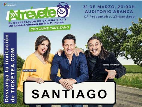 atr 233 vete el despertador de cadena dial llega a santiago - Cadena Ser Santiago Dial