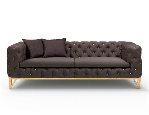 designer velvet sofas buy stylish milan black velvet sofa designer black