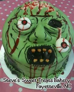 Cake Decorating Ideas Zombies Cake Cakes