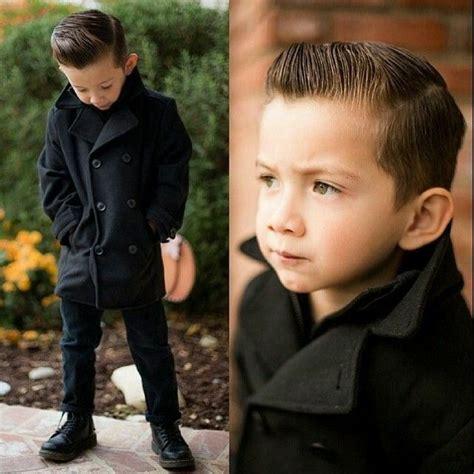 cute toddler boy hairstyles mode enfants pinterest coupe de cheveux petit gar 231 on en quelques id 233 es modernes