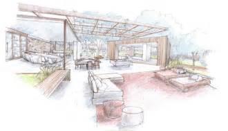 home design sketch free outdoor indoor house sketch