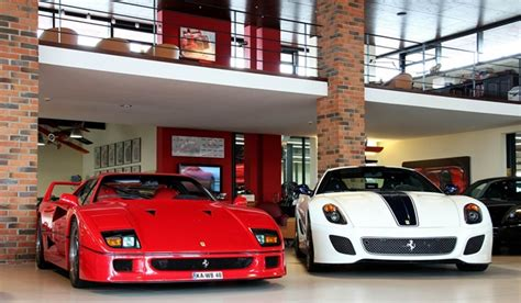 Ferrari Kassel by Dealer Visit Ferrari Eberlein In Kassel Gtspirit