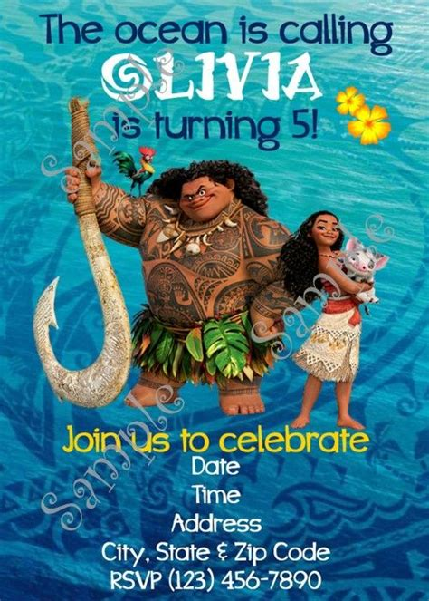 Moana Aulani Sweepstakes - 23 best moana birthday party ideas images on pinterest