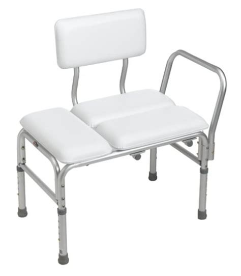 carex transfer bench carex deluxe padded transfer bench health beauty health