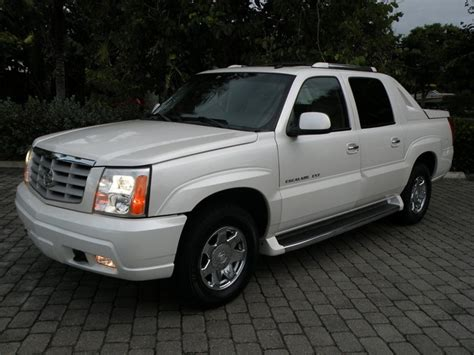 2003 cadillac escalade light 2003 cadillac escalade ext for sale in fort myers fl