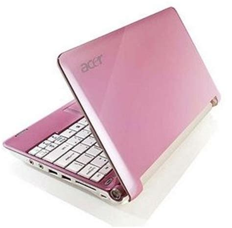 Notebook Acer Aspire One Warna Pink acer aspire one slim aod250 10 1in netbook pink limited edition villman computers