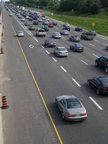 Electric Vehicles Hov Ontario High Occupancy Vehicle