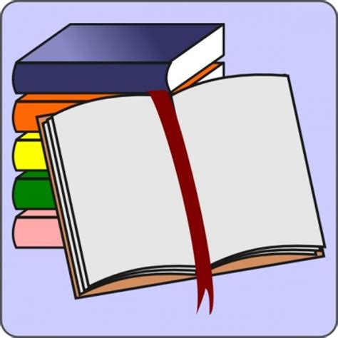 clipart picture of a book open book outline clipart free clipart images clipartix