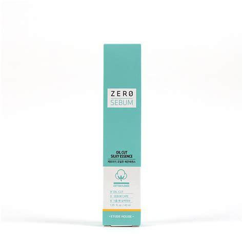 Etude Zero Sebum etude house zero sebum cut silky essence review