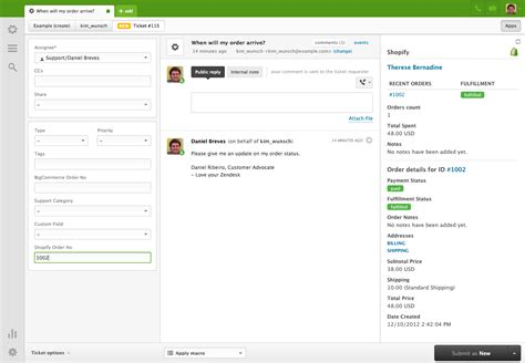 Zendesk Help Desk by Zendesk Cloud Based Customer Service Software Solution