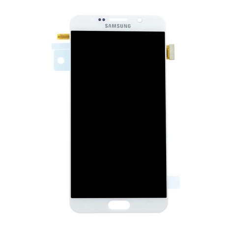 Lcd Galaxy V samsung galaxy note5 white display assembly lcd and touch