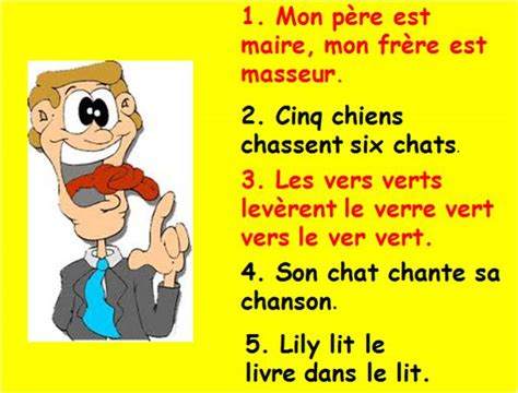toy boat tongue twister year 7 french practise these tongue twisters l i n g o