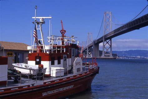 san francisco boat san francisco fire boats