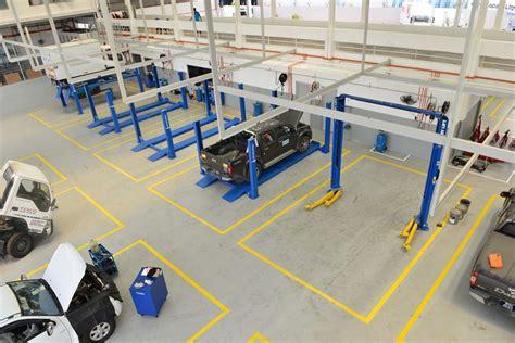 service centre isuzu opens a new service centre in shah alam autofreaks