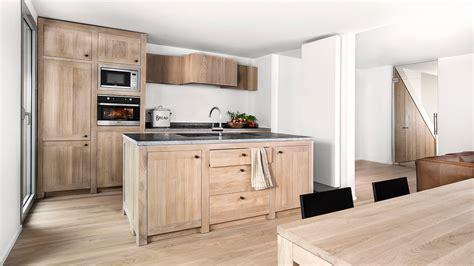 keuken massief hout massieve keukens woontheater