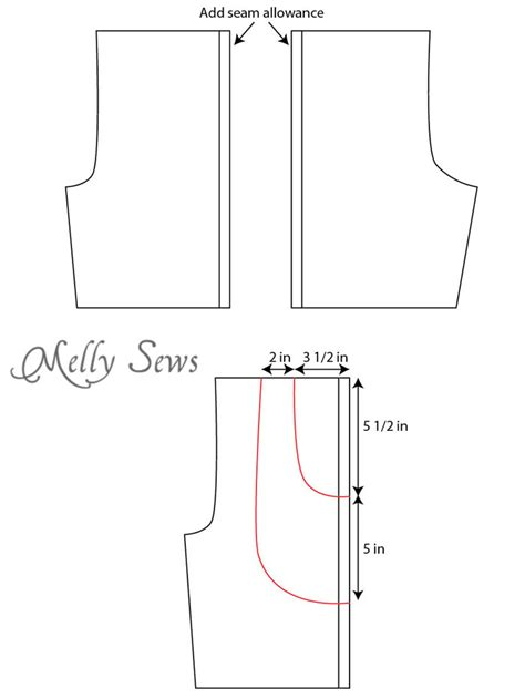 pattern drafting pockets mens shorts tutorial with pockets melly sews