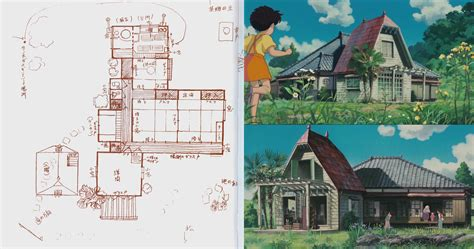 totoro house plans totoro house plans 28 images totoro house plans 28