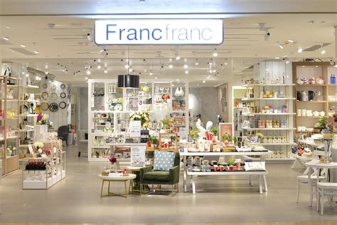 Shop In Shop Interior francfranc cityplaza