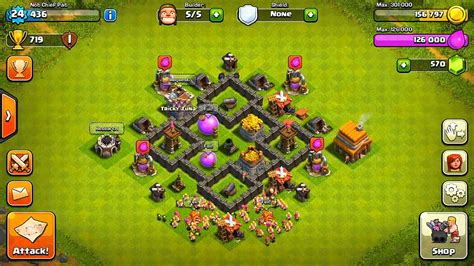 coc layout for th4 th4 base design www pixshark com images galleries with