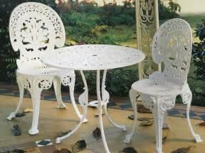 colonial castings cast aluminium outdoor furniture