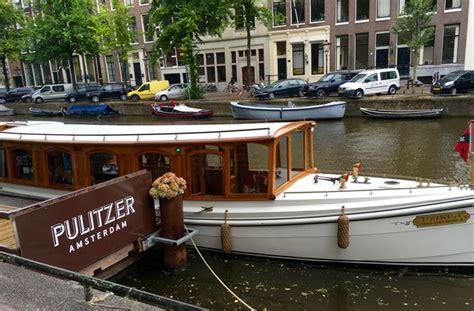 hotel on a boat amsterdam boat hotel amsterdam 2018 world s best hotels