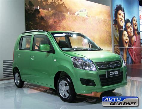 Kopling Mobil Karimun Estilo spesifikasi dan harga suzuki karimun wagon r matic