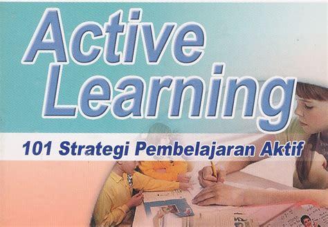 Buku Evaluasi Pembelajaran Dr Yainal Arifin kafe guru 101 strategi pembelajaran aktif active learning