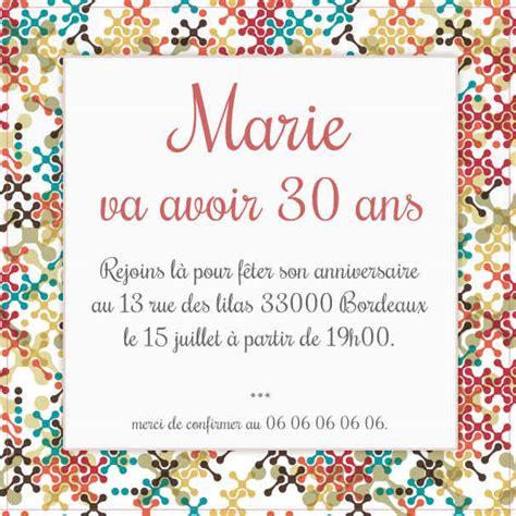Exemple De Lettre D Invitation D Anniversaire Gratuit Carte Invitation Anniversaire Adulte Top 20 Mod 232 Les Inspirants Texte Carte Invitation