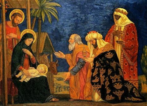the 3 wise men gave gave gifts of frankincense myrrh and