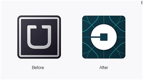 uber logo image uber has a new logo and the is not pleased feb 2 2016