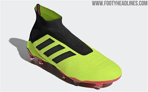 adidas predator 2018 world cup boots leaked footy headlines