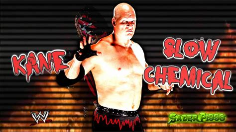 wwe theme songs kane wwe kane theme song quot slow chemical quot arena effects hq
