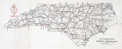 printable road map of wilmington nc large detailed old highways system map of north carolina