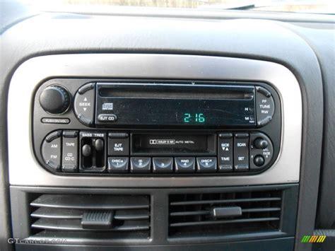 2001 jeep radio service manual pdf 2001 jeep grand radio