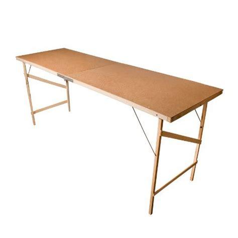 tavolo da tappezziere tavolo da tappezziere in legno duro pieghevole