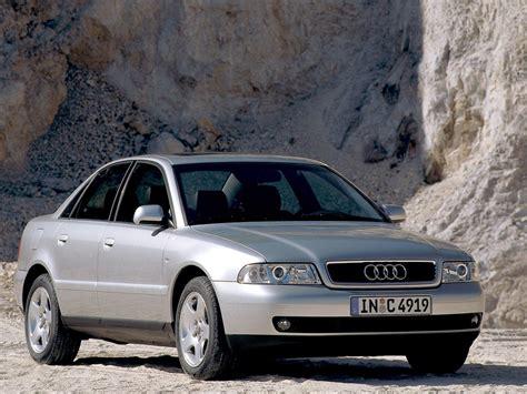 AUDI A4 specs 1994, 1995, 1996, 1997, 1998, 1999, 2000, 2001 autoevolution