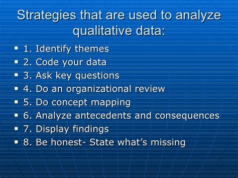 key themes in qualitative research emil pulido on qualitative research analyzing qualitative