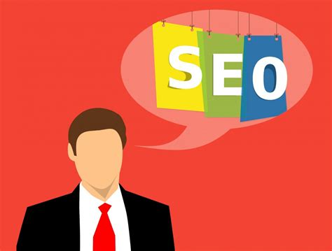 images seo marketing strategy content man
