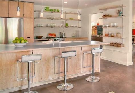Kursi Bar Dapur gambar desain dapur meja kursi bar minimalis gambar di