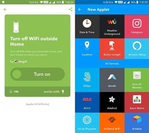 ifttt android tasker alternative best apps to automate android device