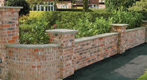 brick wall garden ideas www pixshark com images