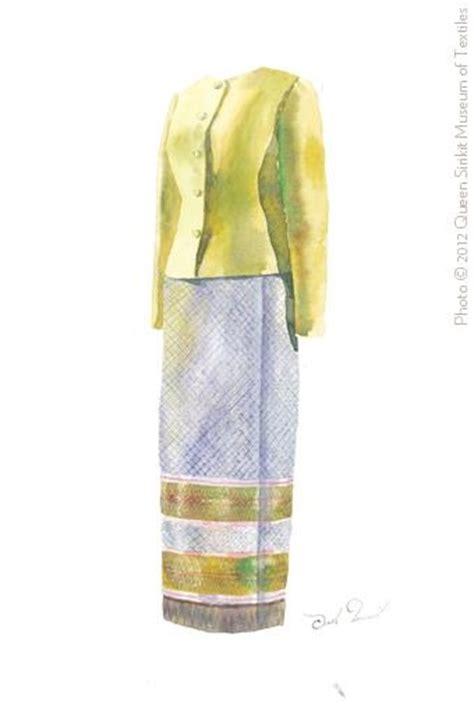 Dress Ton traditional thai dresses part ii sirinya s thailand