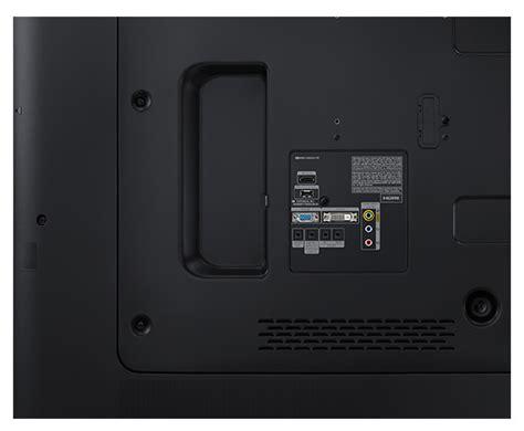 samsung ed65d ed d series 65 quot direct lit led display digitialdisplaystore